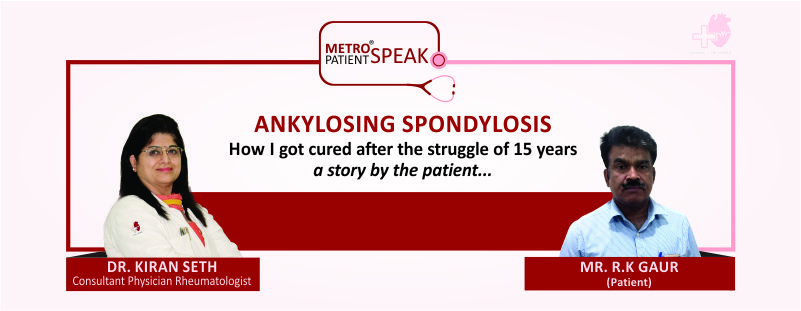 Ankylosing Spondylosis: How I got cured after the struggle of 15 years