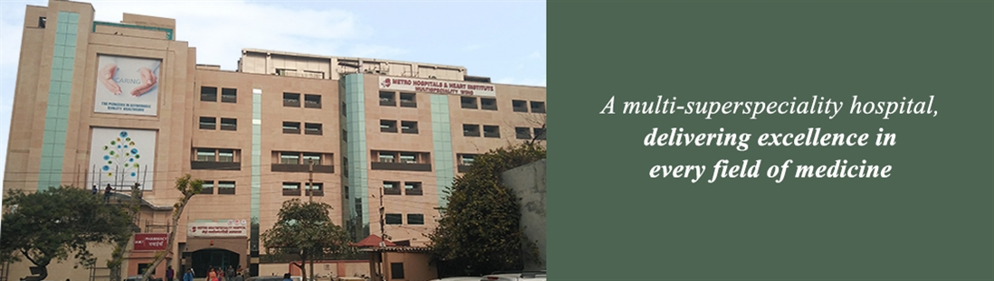 Best Hospital in Noida Sector-11, UP